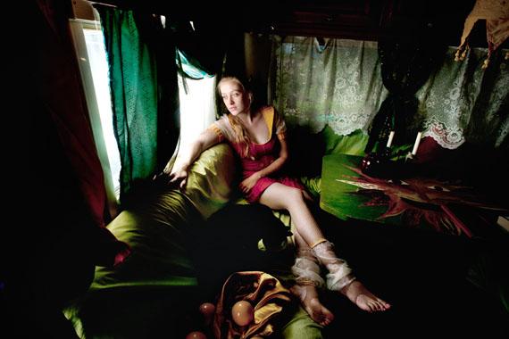 Noga ShtainerChantal, 2011InkJet Print gerahmt80 x 120 cm