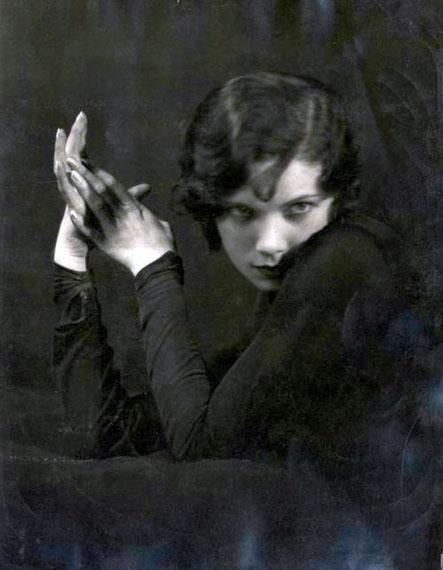 E.O. Hoppé Die Tänzerin Tilly Losch, 1928 Reproduktion aus: Das Leben, Heft 5, 7. Jg., November 1929, S. 23