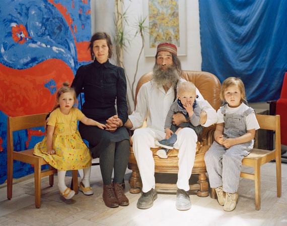 Verena Jaekel: Köln, 30. Mai 2014 (aus der Serie Familienväter-Familienmütter 2014-2015)