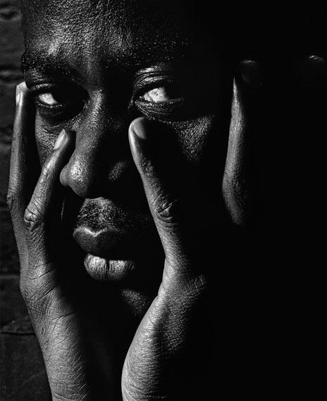 Samuel Kofi Woods © Eddie Adams: