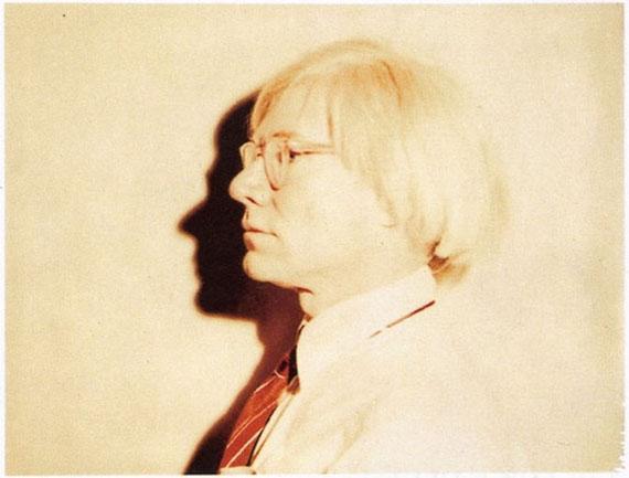 Andy WarholSelf-Portrait, 1981Polaroid3.37 x 4.25 in. Est. 18,000