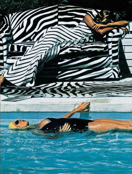 Helmut NewtonFrench VogueMelbourne, 1973© Helmut Newton Estate