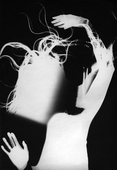 Nudogram (Körperbilder 81), 1968 © Floris Neusüss