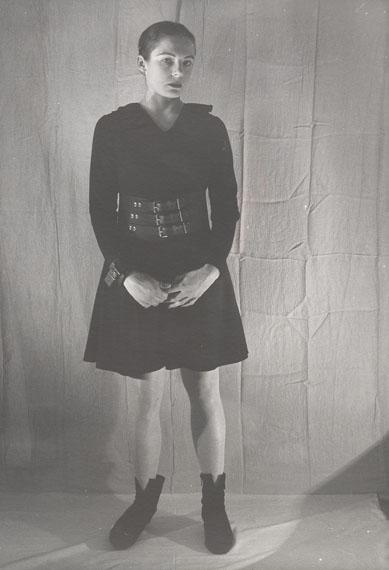 """Michaela Moscouw: aus der Serie """"Die Loge"""", 1991/92"""