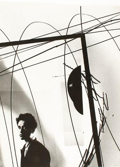 Kilian Breier (1931) Autoportrait, 1953