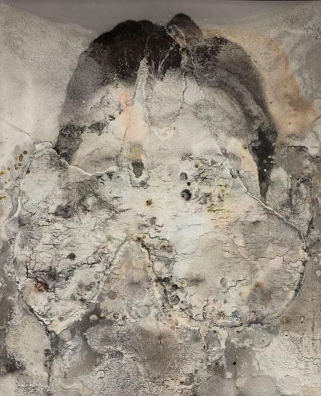 Torben EskerodDamaged Portrait #1, 2011Aus der Serie: Damaged Portraits