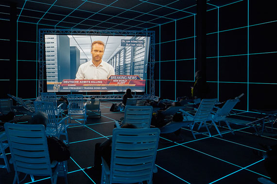 Factory of the Sun © Hito Steyerl