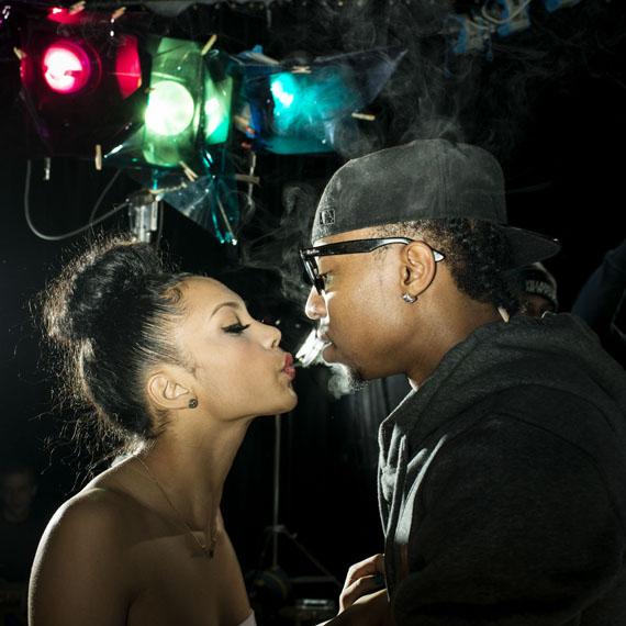 from Hip Hop Honeys, Video Vixens © Brian Finke