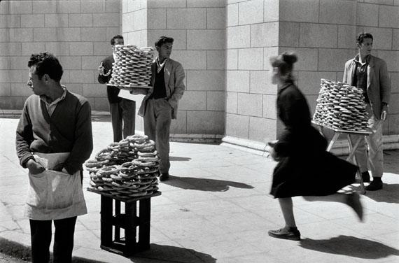 Athènes, Grèce, 1960© Sabine Weiss