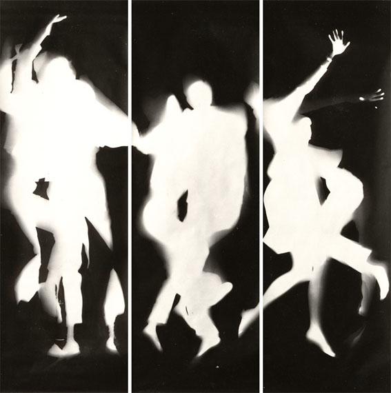 Floris M. Neusüss: Tanz, 1965