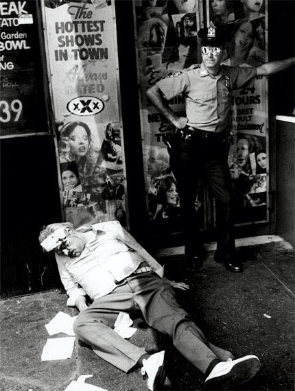Miron Zownir: NYC 1982 © Miron Zownir