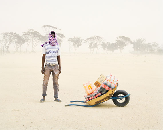 Untitled, 2014, from the series Empire  © Samuel Gratacap