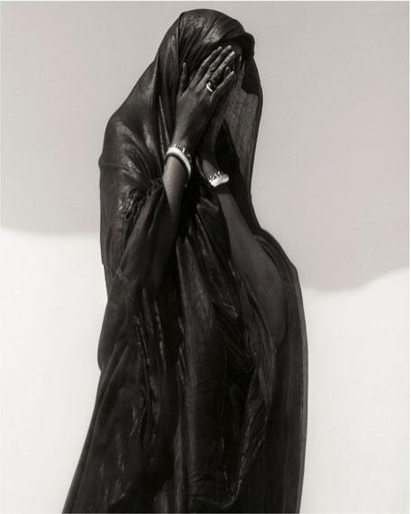 Elisabeth Sunday: Tuareg Woman, 'Grace', Mali, 2008 © Elisabeth Sunday