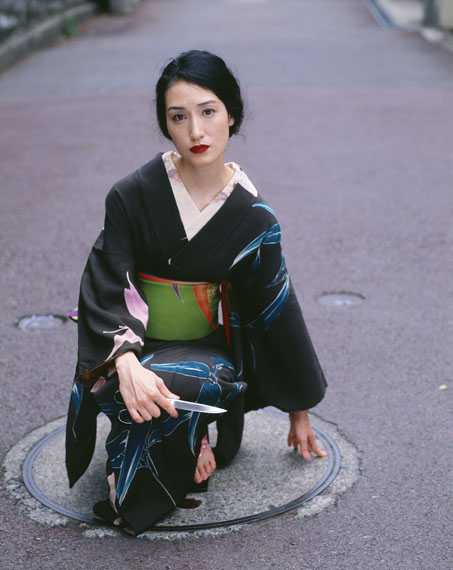 Shino, 2002 © Nobuyoshi Araki, Courtesy of Hamiltons Gallery