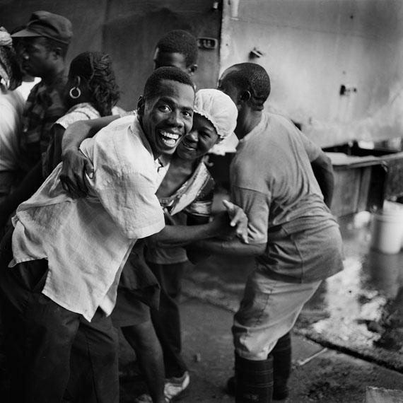 Rue des Remparts, Port-au-Prince, 1997 © Thomas Kern