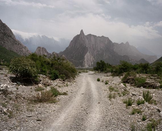 © Pablo López Luz La Huasteca, Monterrey 2015
