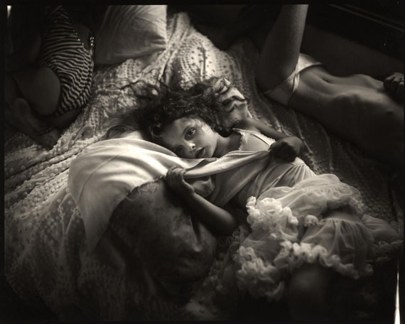 Sally Mann, Naptime, 1989
