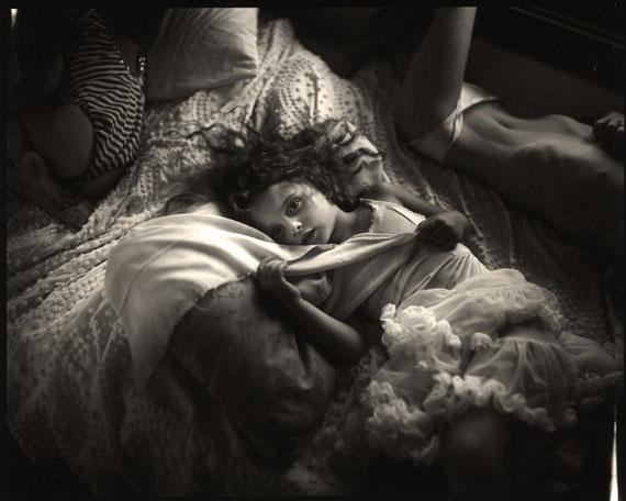 Sally Mann, Naptime, 1989Courtesy Edwynn Houk Gallery, New York & Zürich