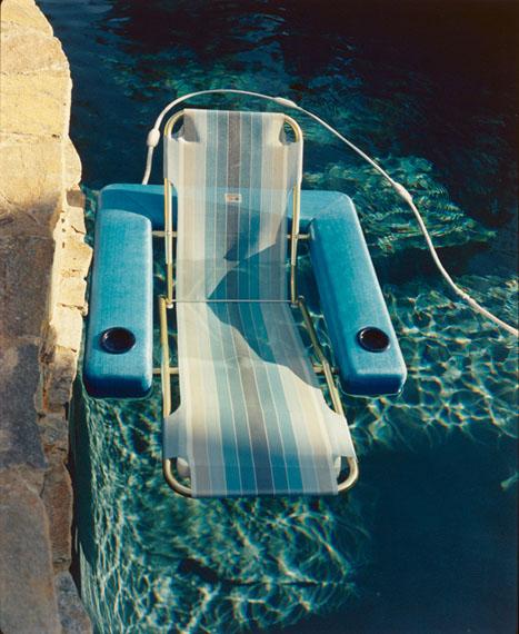Wilmar Koenig: Chair, 1984, Vintage-Print