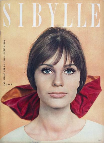 SIBYLLE1964, Ausgabe 2, Cover© Günter Rössler