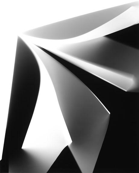 Wendy Paton: Literary #37, photogram, silvergelatine, 2016, 40 x 50 cm