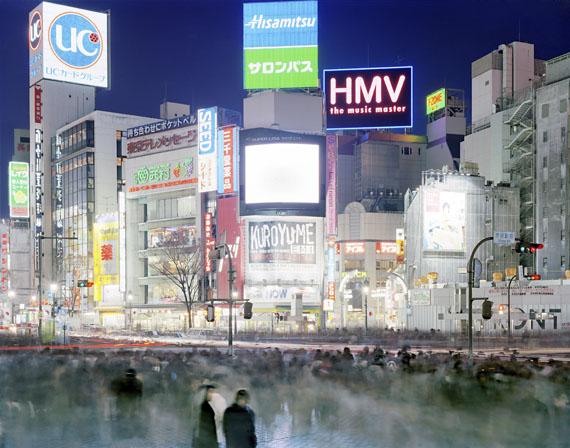 Francesco Jodice: What We Want, Tokyo, T03, 1999  © Francesco Jodice.