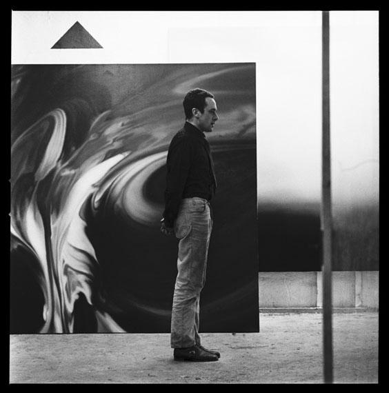 Lothar Wolleh: Gerhard Richter© Oliver Wolleh, Berlin