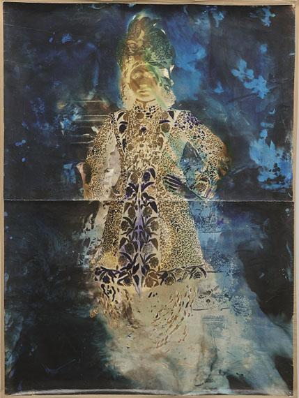 Johannes Brus: Der Maharajah von Indore, 1998Courtesy: Gmyrek Arts, Düsseldorf; Foto: Mick Vincenz