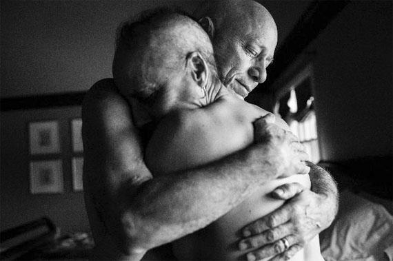 The Embrace  © Nancy Borowick
