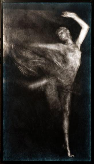 Alvin BoothNocturne #150211272015160 x 90 cmDigital print, Graphite, LED's