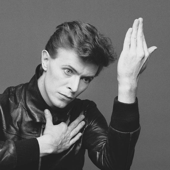 "40th Anniversary of David Bowie's ""Heroes"""