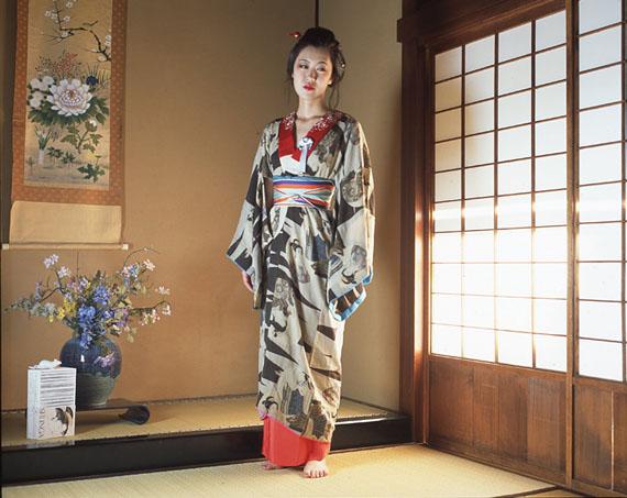 Yuen no Onna (Female Entertainer), 2017  © ARAKI Nobuyoshi