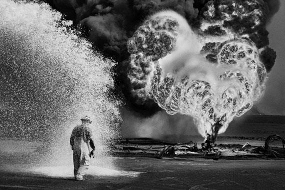 Kuwait: A Desert of Fire