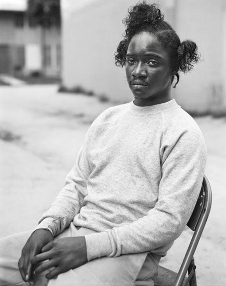 Toussaint, 1993 © Dana Lixenberg Courtesy of the artist and Grimm, Amsterdam