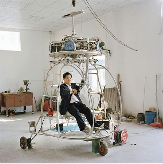 Xiaoxiao Xu: from Aeronautics, 2000© Xiaoxiao Xu