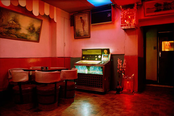 Bar Interior, 1985  © Greg Girard