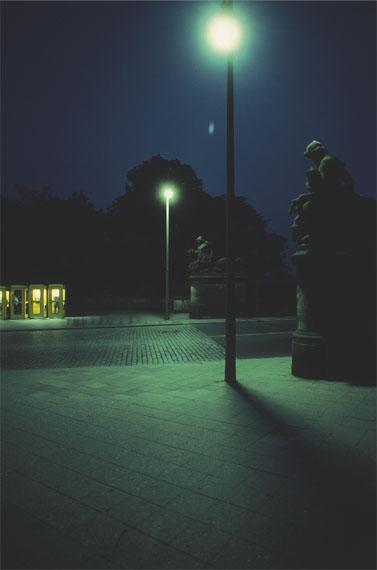Dirk Reinartz: aus Warteschleife, 1991 © Nachlass Dirk Reinartz