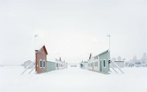 Gregor Sailer aus der Serie The Potemkin Village; Carson City VI / Vårgårda, Sweden, 2016 © Gregor Sailer