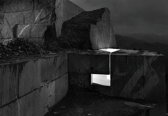 AITOR ORTIZMuros de Luz 021, 2005Print on Aluminum, 103 x 150 cm