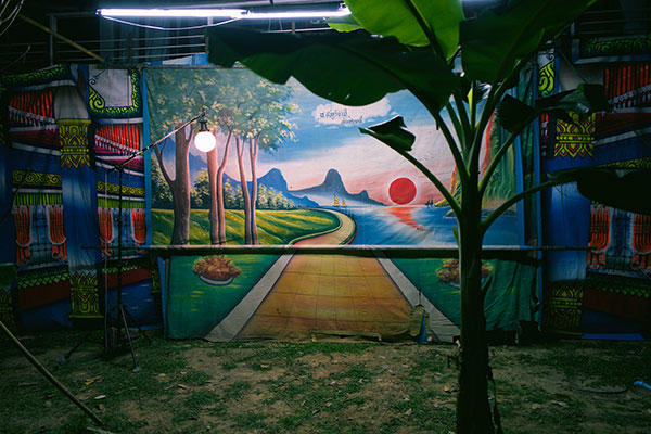 Apichatpong WeerasethakulProduction still, Synchronicity 2018Courtesy: Kick the Machine Films