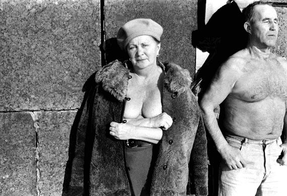 Lilla Sász: Sunbathers, 1998, B&W photograph, Courtesy of the artist and Inda Gallery, Budapest