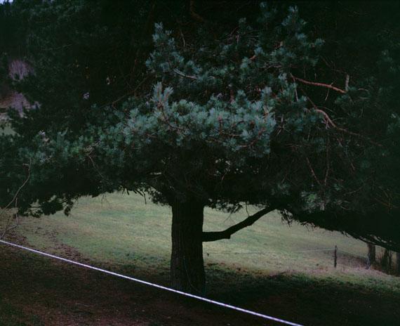 "© Amin El Dib 2009 aus der Serie ""Under Skies of Blue and Grey""Piezo-Pigmentdruck"