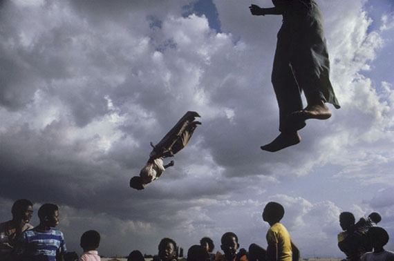 James Nachtwey: South Africa, 1992