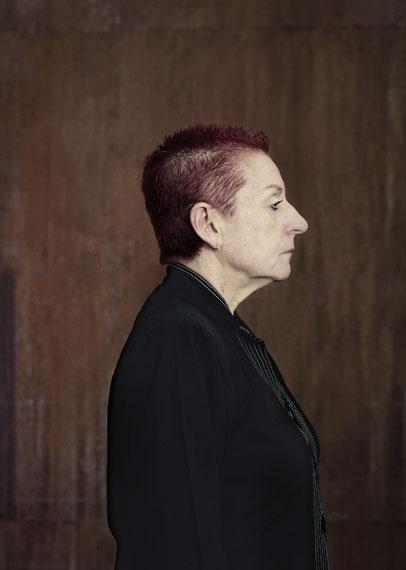 "Jitka Hanzlová: aus der Serie ""There is Something I don't know"" (Concha) 2000-2012© Jitka Hanzlová/VG Bild-Kunst, Bonn 2018"