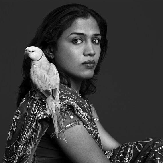 Hijras, 2012 © Isabel Muñoz, courtesy Galerie Esther Woerdehoff