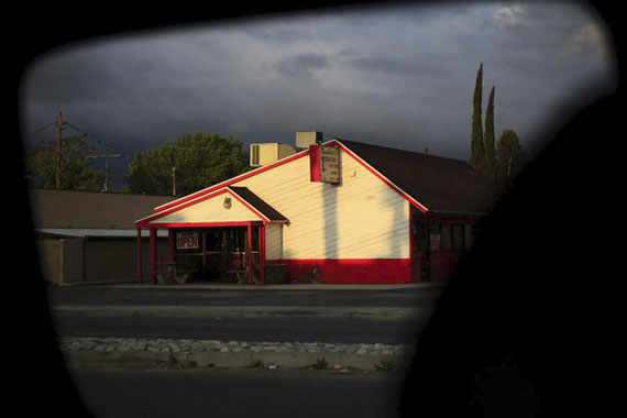 """San Bernardino, Kalifornien / California, 2014 © Oliver Krebs aus """" Signal & Rauschen"""""""