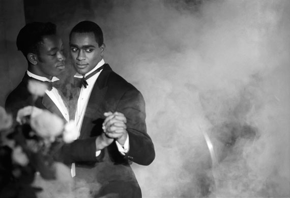 Isaac Julien. Pas de Deux No.2 (Looking for Langston Vintage Series), 1989/2016. Courtesy the artist and Jessica Silverman Gallery.