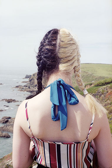 """Isabelle Graeff: Lizard Point from the series """"Exit"""""""