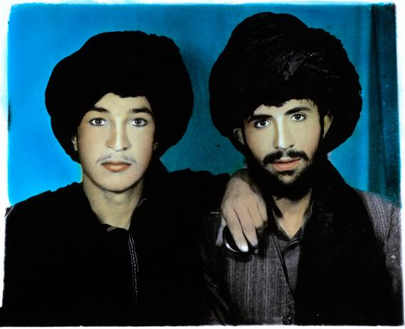 Taliban portrait, Kandahar, Afghanistan, 2002 © Collection T. Dworzak/Magnum Photos