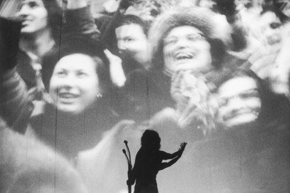 VALIE EXPORTAnsprache, Aussprache, 1968Video installationGenerali Foundation Collection—Permanent Loan to the Museum der Moderne Salzburg© Generali Foundation / Bildrecht, Vienna, 2018